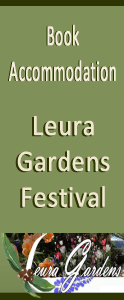 Book Accommodation Leura Gardens Festival