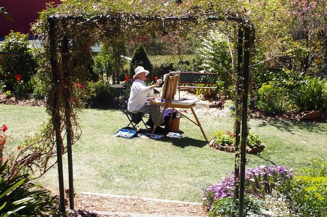 Art in The Gardens